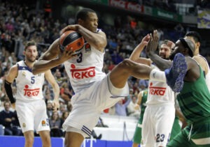 Anthony Randolph Real Madrid