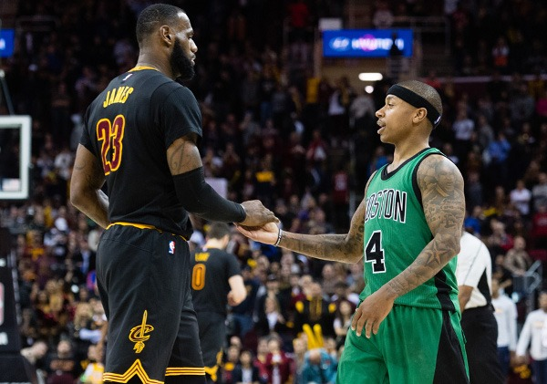 Lebron James Isaiah Thomas