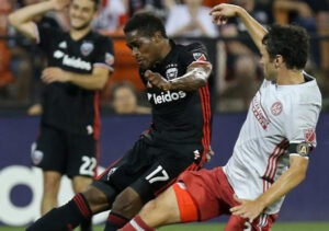 Deshorn Brown DC United