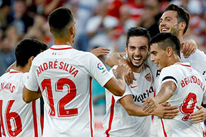 Sevilla segue embalado.